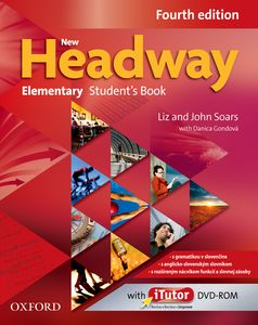 New Headway Elementary 4th Edition Student's Book + DVD (SK Edition)