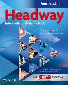 New Headway Intermediate 4th Edition Student's Book + iTutor DVD-ROM (SK Edition)
