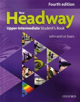 New Headway Upper-Intermediate 4th Edition Student's Book (2019 Edition)