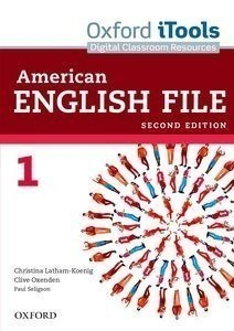 American English File 2nd Edition 1 iTools