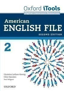 American English File 2nd Edition 2 iTools