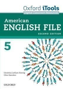 American English File 2nd Edition 5 iTools