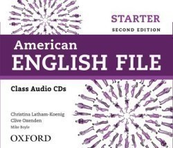 American English File 2nd Edition Starter Class CDs