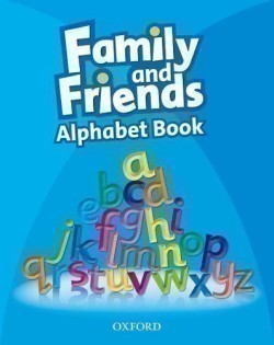 Family and Friends 1 Alphabet Book