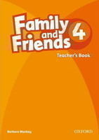 Family and Friends 4 Teacher's Book