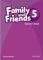 Family and Friends 5 Teacher's Book