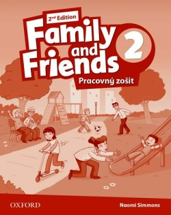 Family and Friends 2nd Edition 2 Workbook (SK Edition)