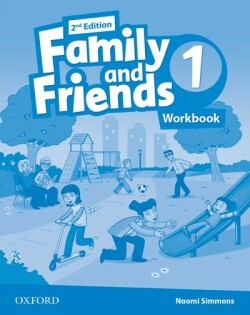 Family and Friends 2nd Edition 1 Workbook (International Edition)