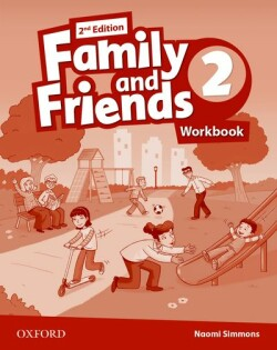 Family and Friends 2nd Edition 2 Workbook (Internationa Edition)