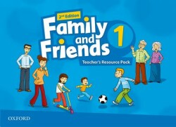 Family and Friends 2nd Edition 1 Teacher's Resource Pack