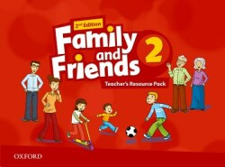 Family and Friends 2nd Edition 2 Teacher's Resource Pack