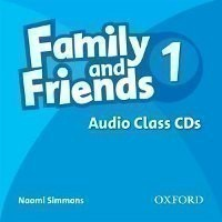 Family and Friends 1 Class Audio CDs /2/