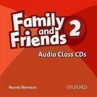 Family and Friends 2 Class Audio CDs /2/