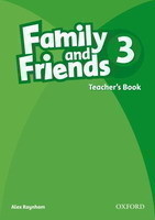 Family and Friends 3 Teacher's Book
