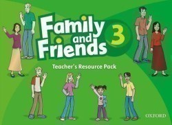 Family and Friends 3 Teacher's Resource Pack (Including Photocopy Masters)