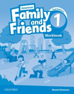 American Family and Friends, 2nd Edition 1 Workbook