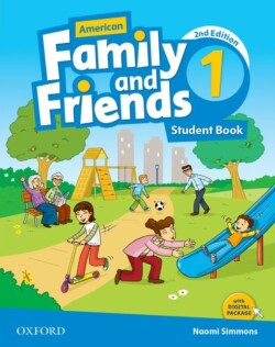 American Family and Friends, 2nd Edition 1 Student Book