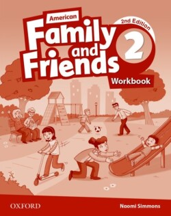 American Family and Friends, 2nd Edition 2 Workbook