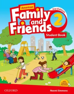 American Family and Friends, 2nd Edition 2 Student Book