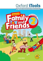 American Family and Friends, 2nd Edition 2 iTools