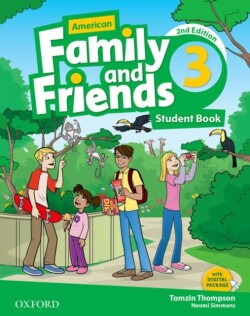 American Family and Friends, 2nd Edition 3 Student Book