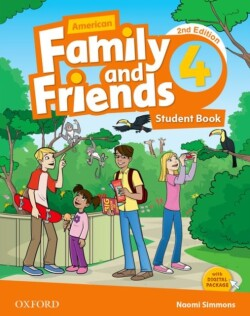 American Family and Friends, 2nd Edition 4 Student Book