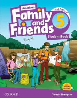 American Family and Friends, 2nd Edition 5 Student Book