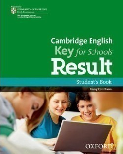 Cambridge English Key for Schools Result Student's Book