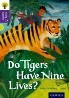 Oxford Reading Tree Story Sparks: Oxford Level  11: Do Tigers Have Nine Lives?