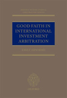 Good Faith in International Investment Arbitration