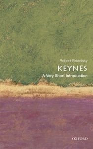 Keynes: A Very Short Introduction