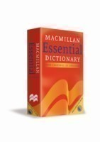 Macmillan Essential Dictionary (paperback) British English + CD-ROM