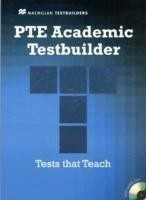 PTE Academic Testbuilder with Key + Audio