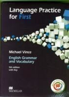 Language Practice First Student's Book and MPO with Key Pack