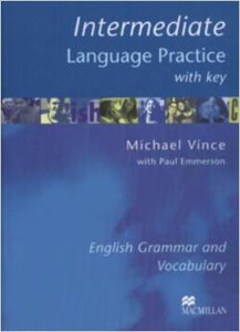 Language Practice Intermediate Student's Book with Key + CD-ROM Pack