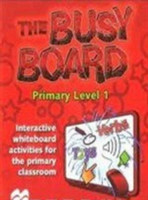 Busy Board Level 1 Interactive Whiteboard CD-ROM