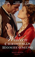 A Western Christmas Homecoming Christmas Day Wedding Bells / Snowbound in Big Springs / Christmas with the Outlaw