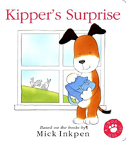 Kipper's Surprise Touch-and-Feel Book