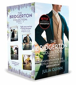 Bridgerton Collection: Books 1 - 4