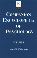 Companion Encyclopedia of Psychology 2-Volume Set