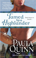Tamed By A Highlander Number 3 in series