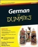 German For Dummies (with CD)