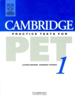 Cambridge Practice Tests for PET 1 Student's book