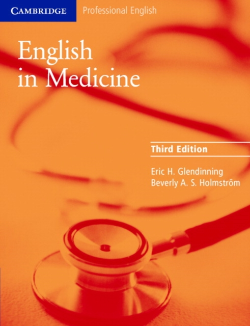 English in Medicine A Course in Communication Skills