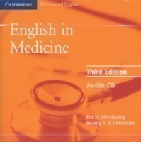 English in Medicine Audio CD A Course in Communication Skills