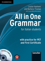 All in One Grammar for Italian Students with Audio CDs (2)