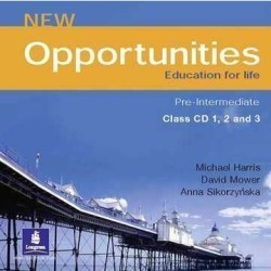 Opportunities Global Pre-Intermediate Class CD New Edition