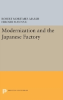 Modernization and the Japanese Factory