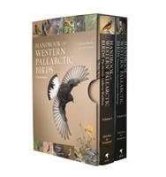 Handbook of Western Palearctic Birds Passerines