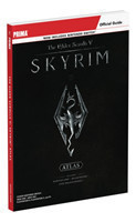 The Elder Scrolls V: Skyrim Atlas Prima Official Guide